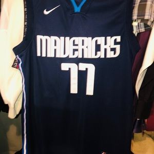 Mavericks jersey
